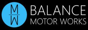 BALANCE MOTOR WORKS LOGO