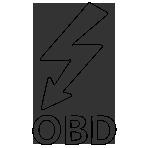 OBD - DIagnostics Icon