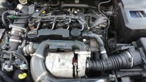 VOLVO C30 DV6 ENGINE